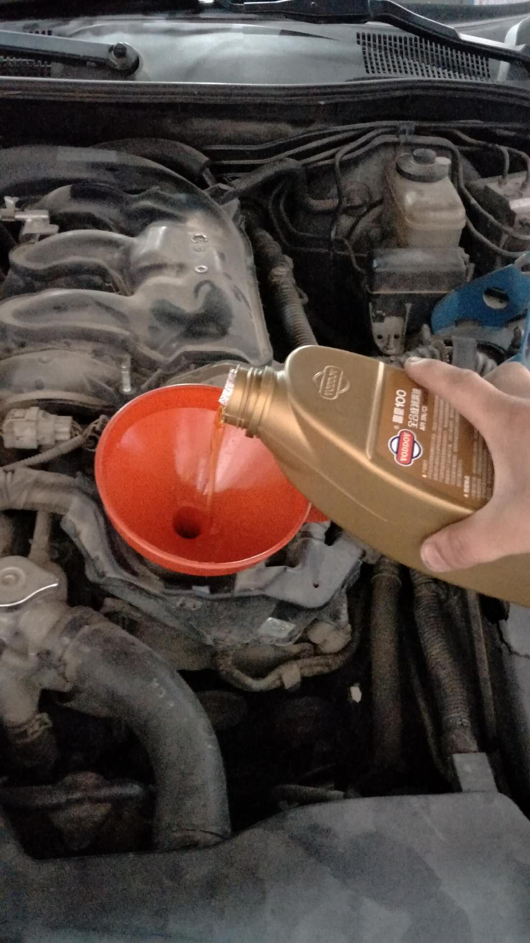 润滑油加盟